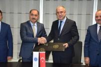 ŞAFAK BAŞA - TESKİ Ve NKÜ Arasında Protokol İmzalandı