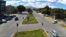 ASKERLİK ŞUBESİ - Trafik Kazaları MOBESE Kameralarında