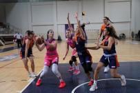 GEVREK - Türkiye Kadınlar Basketbol Ligi Açıklaması Yalova VIP Gençlik Açıklaması 60 - Akdeniz Üniversitesi Açıklaması 64