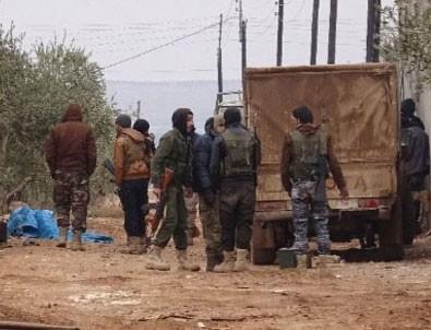 İdlib'de muhalifler harekete geçti