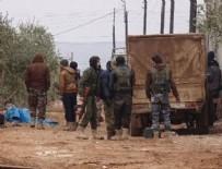 SİLAHSIZLANMA - İdlib'de muhalifler harekete geçti