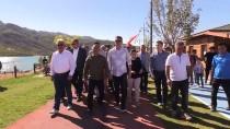 Türkiye Yamaç Paraşütü Akrobasi Şampiyonası Tunceli'de Başladı