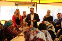 KANUNİ SULTAN SÜLEYMAN - Vatandaşlar 'Tesislerimizi Tanıyoruz' Projesinden Memnun Kaldı