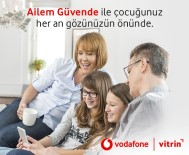 Vodafone'dan Yeni Uygulama Açıklaması 'Ailem Güvende'