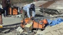MADEN OCAĞI - Yukarı Afrin Barajı Çalışmaları Bu Yıl Tamamlanacak