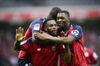 MEHMET ZEKI ÇELIK - Zeki Çelik'li Lille, Saint-Etienne'i 3-1 Mağlup Etti