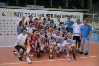 ARKAS SPOR - 4. Allways TSYD İzmir Voleybol Turnuvası'nın Şampiyonu Arkas