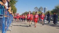 5. Eker I Run Koşusu'nda 2 Bin 500 Kişi Ter Döktü