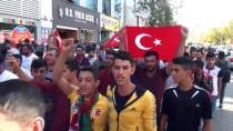 DEMOKRASİ PARKI - Adıyaman'da Teröre Lanet Yürüyüşü