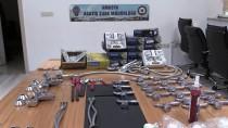 Amasya'da Hırsızlık İddiası