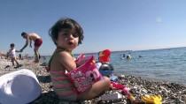 SU SPORLARI - Antalya'da Ekim Ayında Deniz Keyfi