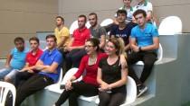 GENÇ KIZLAR - Atıcılık Açıklaması Ateşli Silahlar Türkiye Şampiyonası