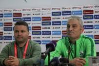 SAIT KARAFıRTıNALAR - Boluspor-Giresunspor Maçının Ardından