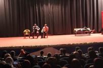 MAVİ MARMARA - Elazığ'da 'Umudun Adı Mavi' Tiyatro Oyunu Sahnelendi