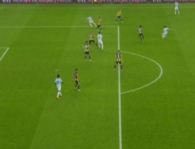 Fenerbahçe - Başakşehir maçında skandal