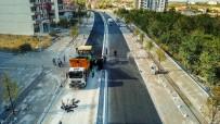 UĞUR POLAT - Göztepe Caddesi Asfaltlandı