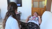ANAOKULU ÖĞRETMENİ - Kas Hastası Kadının 'Ayakta Kalma' Mücadelesi