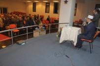 Müftü Topcan Manyas'ta Konferans Verdi