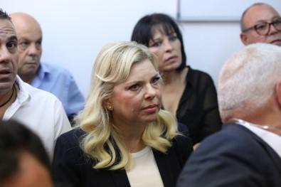 Netanyahu'nun eşi hakim karşısında