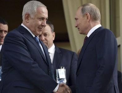 Netanyahu ve Putin bir araya gelecek