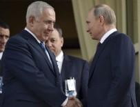 SAVUNMA SİSTEMİ - Netanyahu ve Putin bir araya gelecek