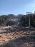KAYAK MERKEZİ - Sarıkamış Cıbıltepe Kayak Merkezi Yeni Sezona Hazırlanıyor