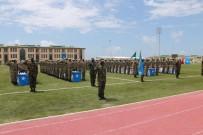 YEMİN TÖRENİ - Somali'deki Türk Askeri Üssü'nde Yemin Töreni