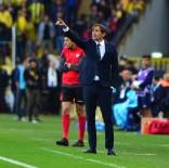 MAHMUT TEKDEMIR - Spor Toto Süper Lig Açıklaması Fenerbahçe Açıklaması 0 - Medipol Başakşehir Açıklaması 0 (İlk Yarı)