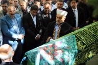 KALP YETMEZLİĞİ - Ünal Karaman'ın Annesi Konya'da Dualarla Defnedildi
