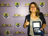 METİN ÖZKAN - 'Yılın En İyi Ulusal Haber Ajansı Muhabiri' Ödülü İHA'ya