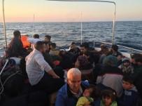 KAÇAK GÖÇMEN - 32 Kaçak Göçmen Yakalandı