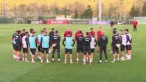 MEHMET ZEKI ÇELIK - A Milli Futbol Takımı'nda Mesai Başladı