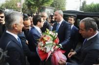 ŞERAFETTIN ELÇI - Adalet Bakanı Gül, Cizre'de Ziyaretlerde Bulundu