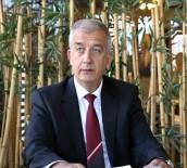 ULU CAMİİ - Ahmet Güneş AK Parti'den Belediye Başkanı Aday Adayı Oldu