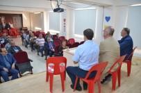 EMNİYET AMİRLİĞİ - Akseki'de Öğrenci Servis Şoförlerine Eğitim