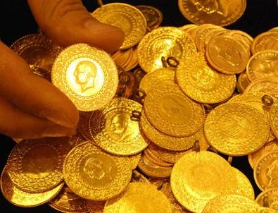 Çeyrek altın ve altın fiyatları 08.10.2018