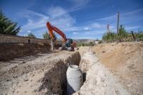 Arapgir'e 171 Kilometrelik İçmesuyu Ve Kanalizasyon Altyapısı