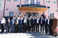 HAYIRSEVER İŞ ADAMI - Ayşe Memiş Yatılı Kız Kur'an Kursu Hizmete Açıldı