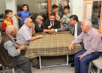 RıDVAN FADıLOĞLU - Belediye Başkanı Rıdvan Fadıloğlu'ndan İmar Barışı Uyarısı
