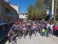 Bisiklet Tutkunları Gürsu'da Buluştu