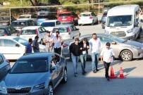 EV ARKADAŞI - Bodrum'da Saksıda Uyuşturucu Yetiştirip Satan 3 Kişi Yakalandı