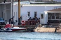 YARDIM TALEBİ - Bodrum Ve Milas'ta 131 Düzensiz Göçmen Yakalandı