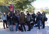 Burdur'a Bedelli Askerler Gelmeye Başladı
