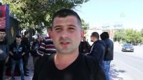 Burdur'da Bedelli Askerler Kışlaya Teslim Olmaya Başladı