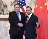 KUZEY KORE - Çin Ve ABD Dışişleri Bakanları Arasında Gergin Görüşme