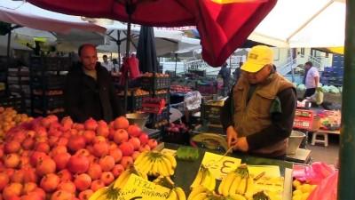 Çorum Belediye Başkanı Gül'den Semt Pazarında Fatura Denetimi