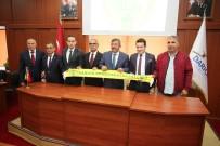 ANONIM - Darıca Gençlerbirliği Olağanüstü Kongresini Yaptı
