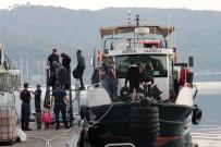 KAYAKÖY - Fethiye'de 93 Kaçak Göçmen Yakalandı