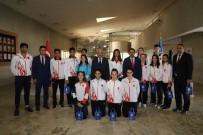 Gençlik Ve Spor İl Müdürlüğünden Başsoy'a Ziyaret