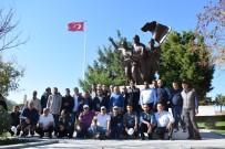 GELIBOLU YARıMADASı - Hizmet-İş'ten Çanakkale'ye Çıkarma